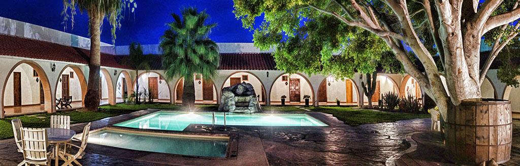 Hotel La Villa De San Quintin